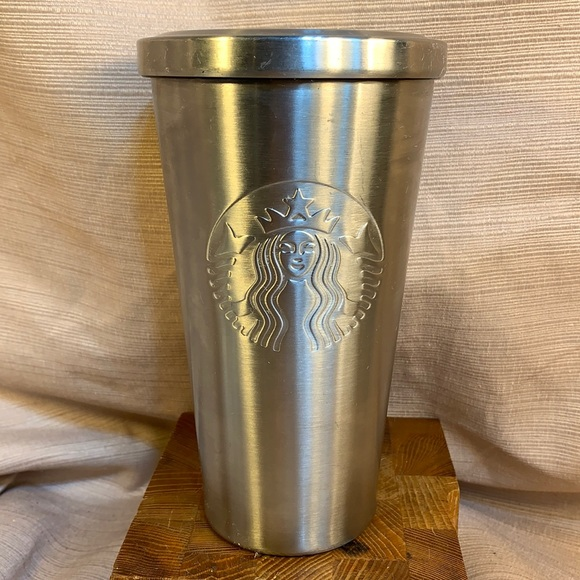 Starbucks stainless steel 16oz beverage cup